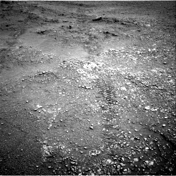Nasa's Mars rover Curiosity acquired this image using its Right Navigation Camera on Sol 2824, at drive 1662, site number 82