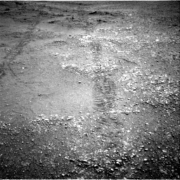 Nasa's Mars rover Curiosity acquired this image using its Right Navigation Camera on Sol 2824, at drive 1680, site number 82