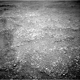 Nasa's Mars rover Curiosity acquired this image using its Right Navigation Camera on Sol 2824, at drive 1686, site number 82