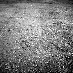 Nasa's Mars rover Curiosity acquired this image using its Right Navigation Camera on Sol 2824, at drive 1836, site number 82