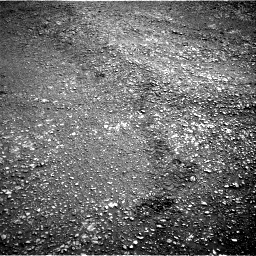 Nasa's Mars rover Curiosity acquired this image using its Right Navigation Camera on Sol 2824, at drive 1896, site number 82
