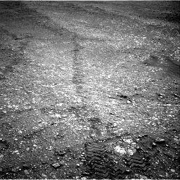 Nasa's Mars rover Curiosity acquired this image using its Right Navigation Camera on Sol 2824, at drive 1950, site number 82