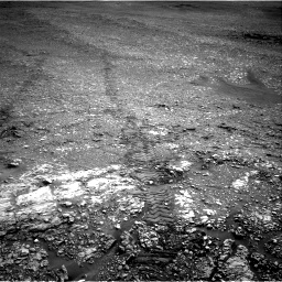 Nasa's Mars rover Curiosity acquired this image using its Right Navigation Camera on Sol 2824, at drive 1968, site number 82