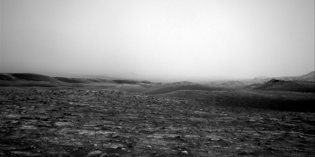 Nasa's Mars rover Curiosity acquired this image using its Right Navigation Camera on Sol 2825, at drive 1978, site number 82