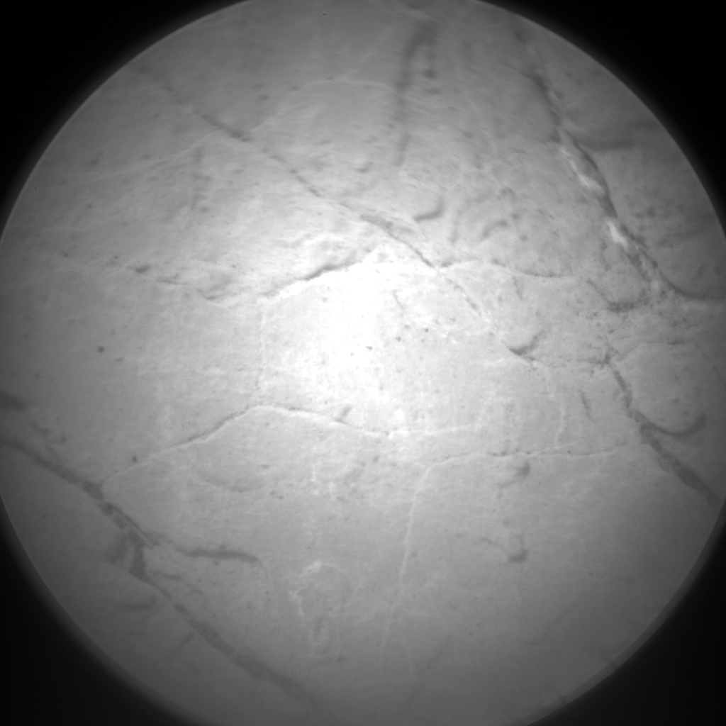 Nasa's Mars rover Curiosity acquired this image using its Chemistry & Camera (ChemCam) on Sol 2828, at drive 1978, site number 82
