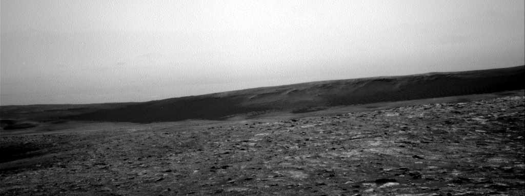 Nasa's Mars rover Curiosity acquired this image using its Right Navigation Camera on Sol 2828, at drive 1978, site number 82