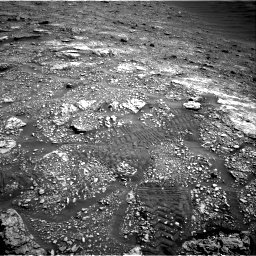 Nasa's Mars rover Curiosity acquired this image using its Right Navigation Camera on Sol 2829, at drive 2002, site number 82