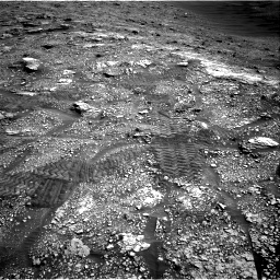 Nasa's Mars rover Curiosity acquired this image using its Right Navigation Camera on Sol 2829, at drive 2020, site number 82