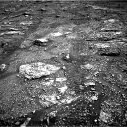Nasa's Mars rover Curiosity acquired this image using its Right Navigation Camera on Sol 2829, at drive 2050, site number 82