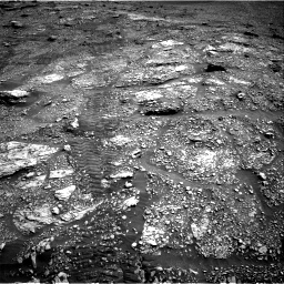 Nasa's Mars rover Curiosity acquired this image using its Right Navigation Camera on Sol 2829, at drive 2056, site number 82