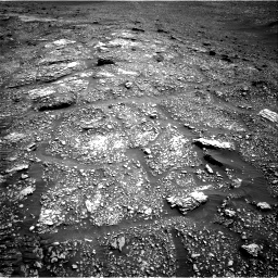 Nasa's Mars rover Curiosity acquired this image using its Right Navigation Camera on Sol 2829, at drive 2062, site number 82