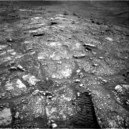 Nasa's Mars rover Curiosity acquired this image using its Right Navigation Camera on Sol 2829, at drive 2074, site number 82