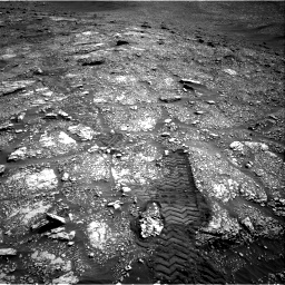 Nasa's Mars rover Curiosity acquired this image using its Right Navigation Camera on Sol 2829, at drive 2080, site number 82