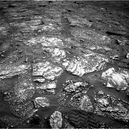 Nasa's Mars rover Curiosity acquired this image using its Right Navigation Camera on Sol 2829, at drive 2116, site number 82