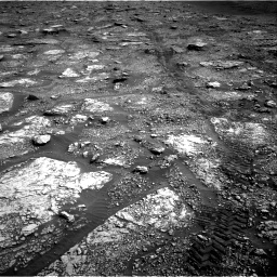 Nasa's Mars rover Curiosity acquired this image using its Right Navigation Camera on Sol 2829, at drive 2164, site number 82