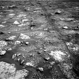 Nasa's Mars rover Curiosity acquired this image using its Right Navigation Camera on Sol 2829, at drive 2170, site number 82