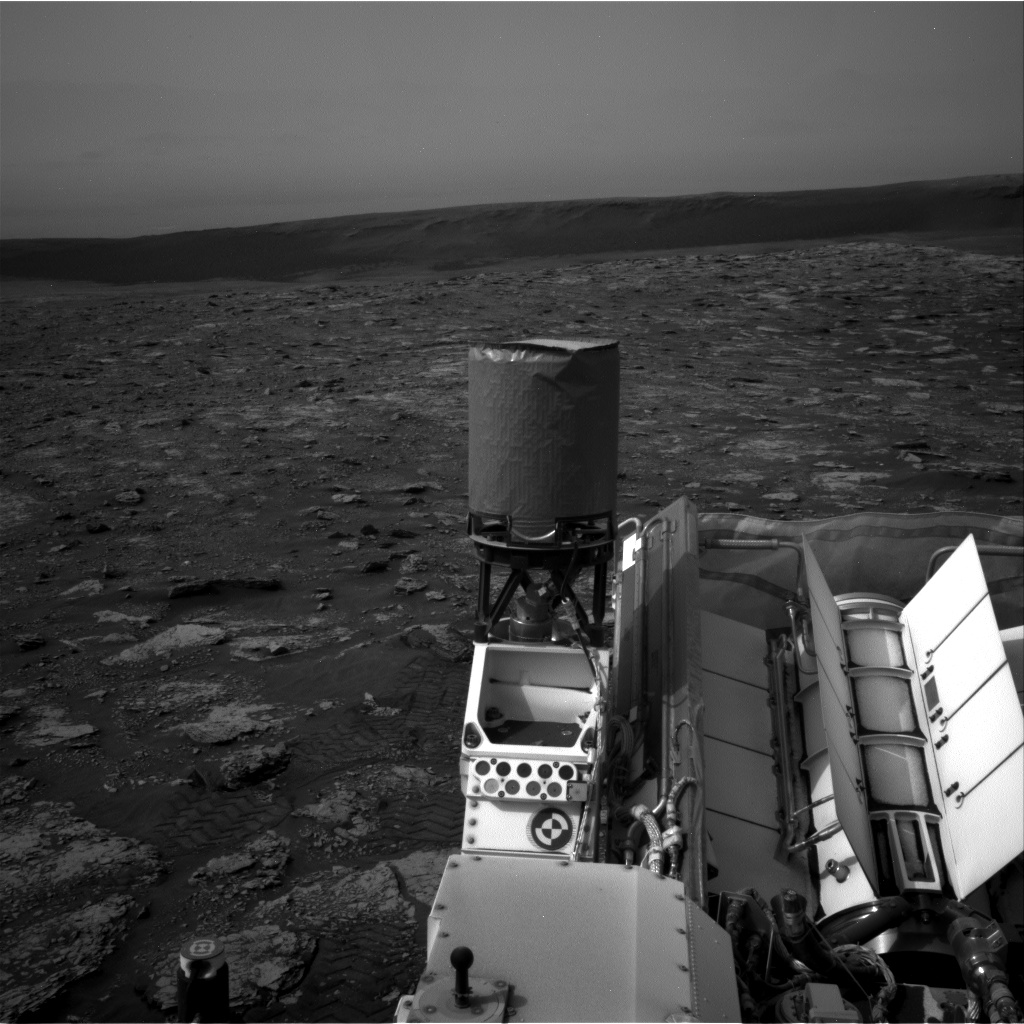 Nasa's Mars rover Curiosity acquired this image using its Right Navigation Camera on Sol 2829, at drive 2176, site number 82