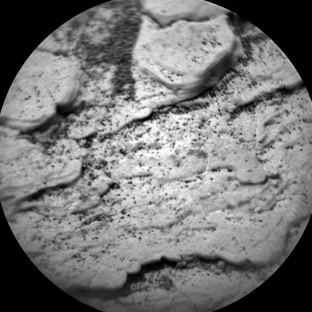 Nasa's Mars rover Curiosity acquired this image using its Chemistry & Camera (ChemCam) on Sol 2829, at drive 1978, site number 82