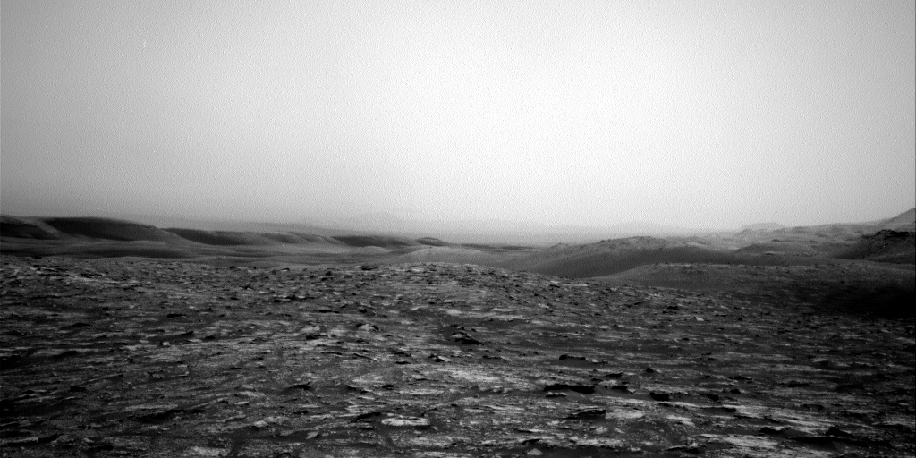 Nasa's Mars rover Curiosity acquired this image using its Right Navigation Camera on Sol 2837, at drive 2176, site number 82