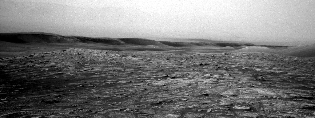 Nasa's Mars rover Curiosity acquired this image using its Right Navigation Camera on Sol 2838, at drive 2176, site number 82