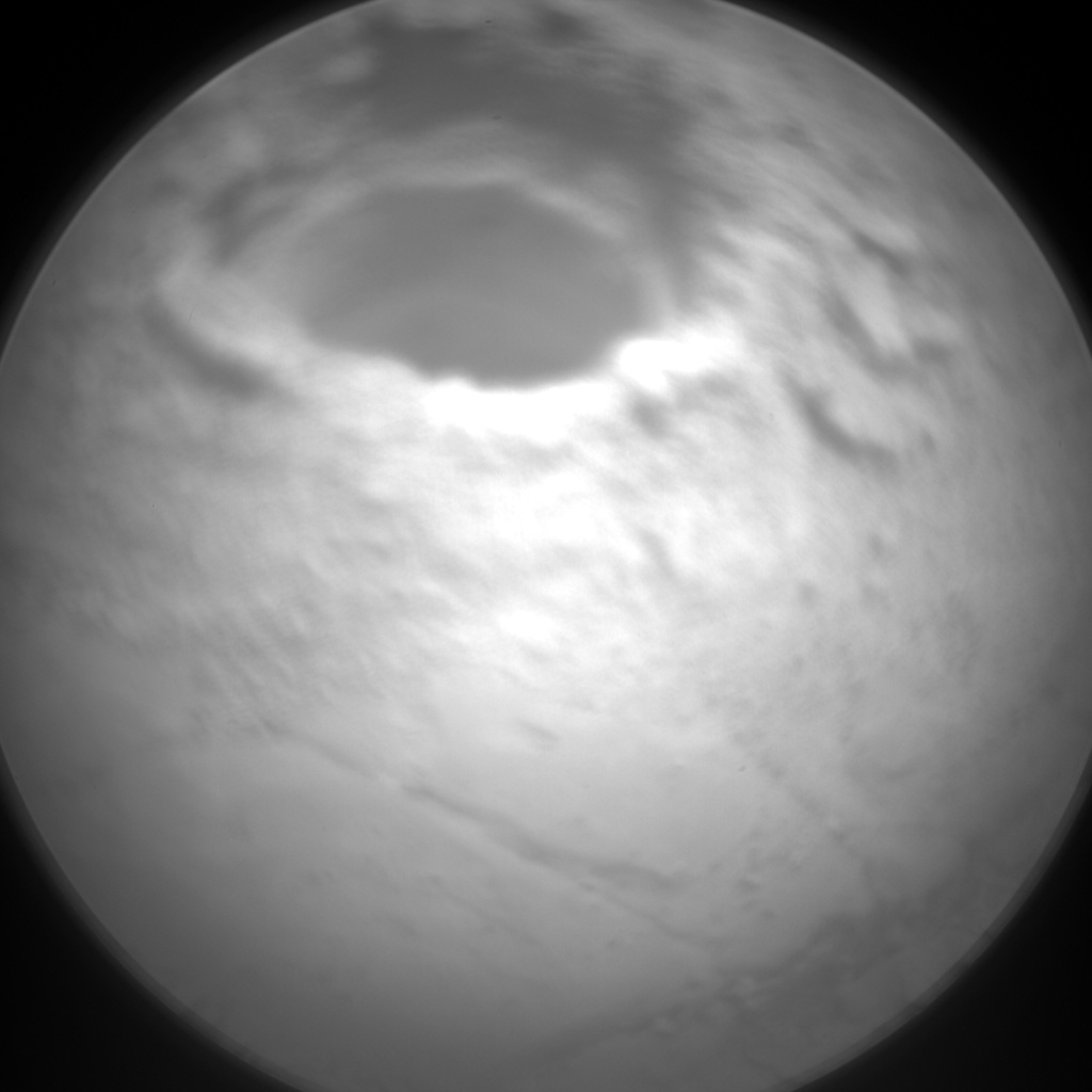 Nasa's Mars rover Curiosity acquired this image using its Chemistry & Camera (ChemCam) on Sol 2840, at drive 2176, site number 82