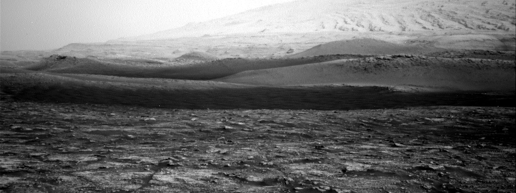 Nasa's Mars rover Curiosity acquired this image using its Right Navigation Camera on Sol 2843, at drive 2176, site number 82