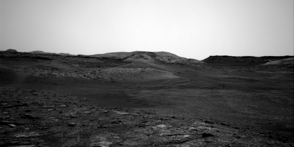 Nasa's Mars rover Curiosity acquired this image using its Right Navigation Camera on Sol 2845, at drive 2176, site number 82