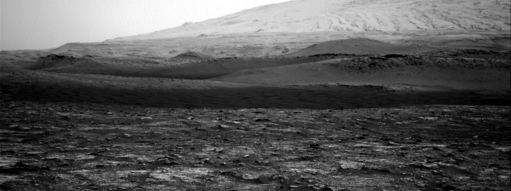 Nasa's Mars rover Curiosity acquired this image using its Right Navigation Camera on Sol 2847, at drive 2176, site number 82