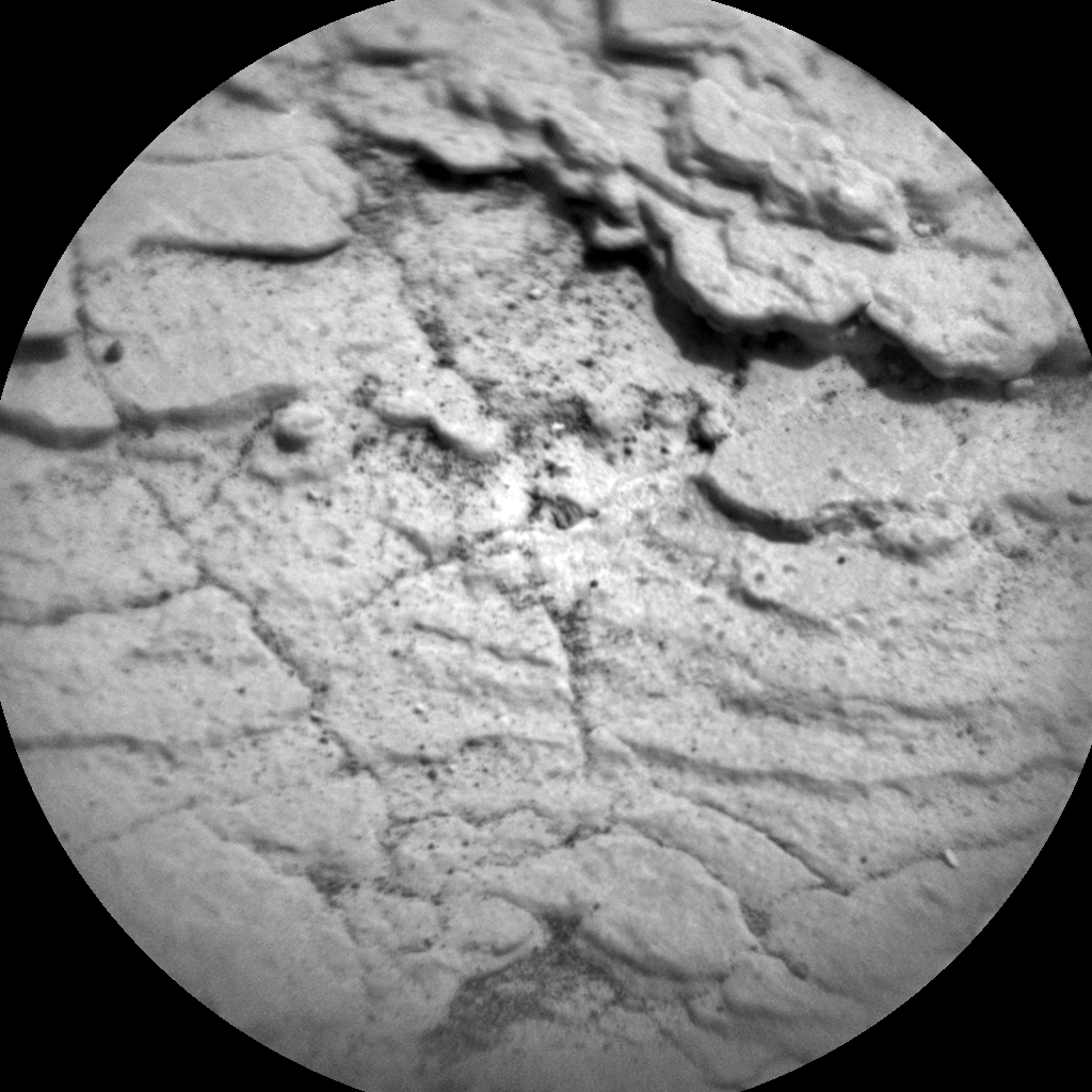 Nasa's Mars rover Curiosity acquired this image using its Chemistry & Camera (ChemCam) on Sol 2847, at drive 2176, site number 82