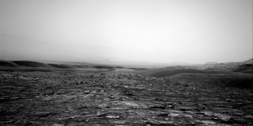 Nasa's Mars rover Curiosity acquired this image using its Right Navigation Camera on Sol 2848, at drive 2176, site number 82