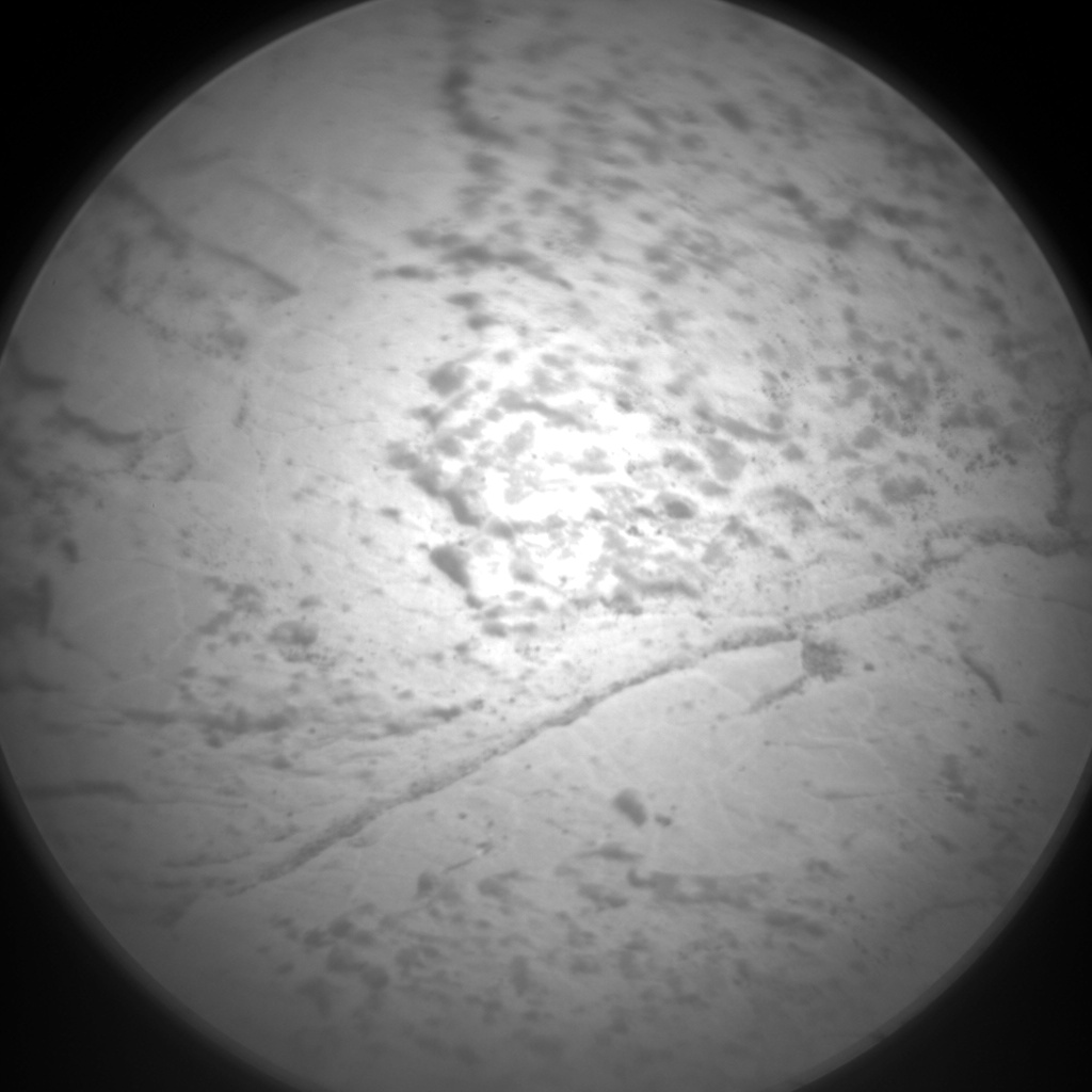 Nasa's Mars rover Curiosity acquired this image using its Chemistry & Camera (ChemCam) on Sol 2849, at drive 2176, site number 82
