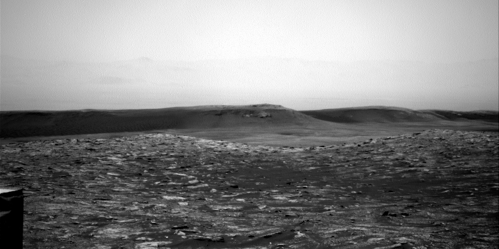 Nasa's Mars rover Curiosity acquired this image using its Right Navigation Camera on Sol 2850, at drive 2176, site number 82
