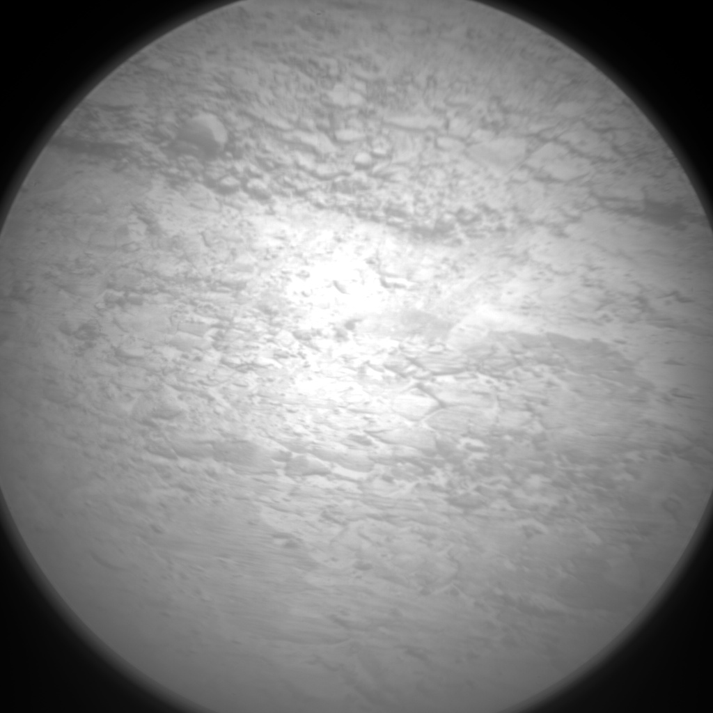 Nasa's Mars rover Curiosity acquired this image using its Chemistry & Camera (ChemCam) on Sol 2852, at drive 2176, site number 82