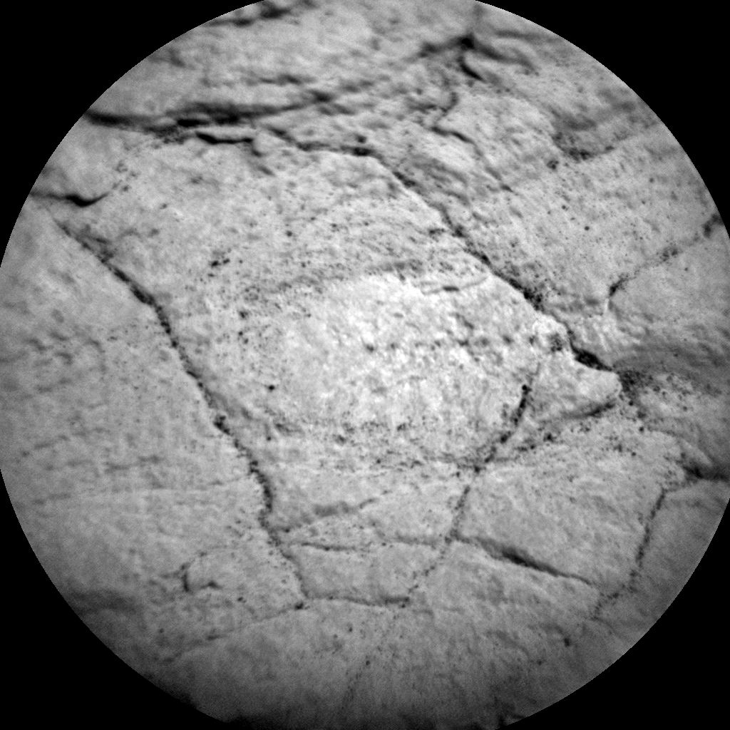 Nasa's Mars rover Curiosity acquired this image using its Chemistry & Camera (ChemCam) on Sol 2862, at drive 2176, site number 82