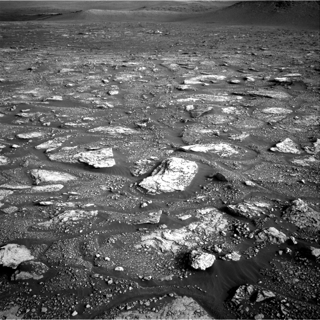 Nasa's Mars rover Curiosity acquired this image using its Right Navigation Camera on Sol 2865, at drive 2176, site number 82