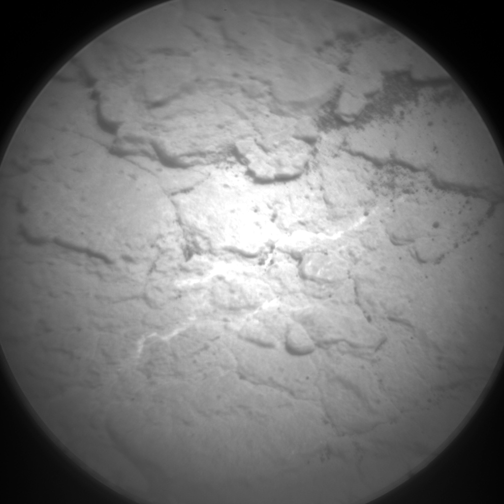 Nasa's Mars rover Curiosity acquired this image using its Chemistry & Camera (ChemCam) on Sol 2869, at drive 2176, site number 82