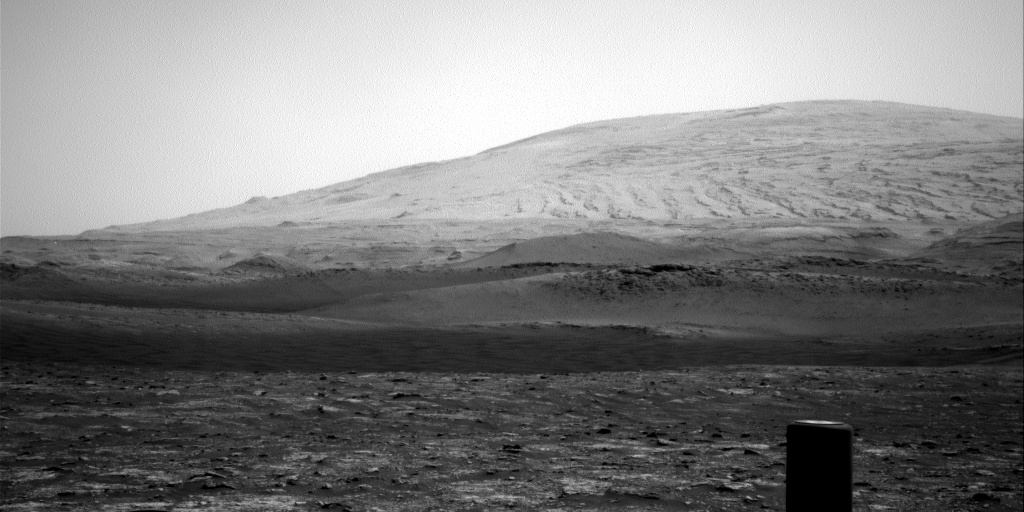 Nasa's Mars rover Curiosity acquired this image using its Right Navigation Camera on Sol 2869, at drive 2176, site number 82