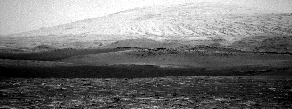 Nasa's Mars rover Curiosity acquired this image using its Right Navigation Camera on Sol 2871, at drive 2176, site number 82