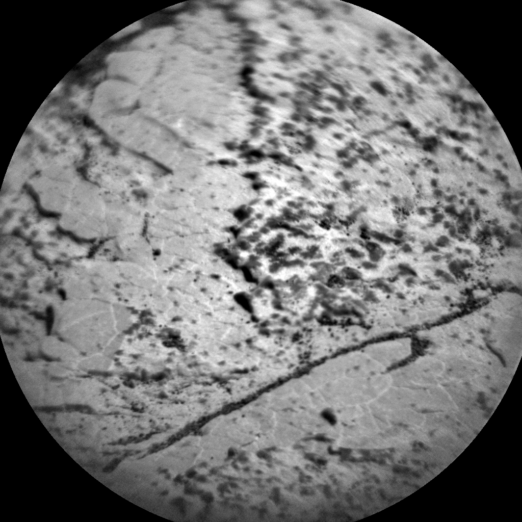Nasa's Mars rover Curiosity acquired this image using its Chemistry & Camera (ChemCam) on Sol 2871, at drive 2176, site number 82