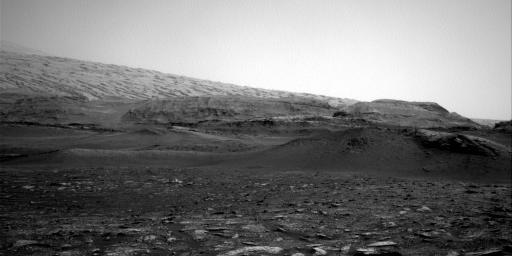 Nasa's Mars rover Curiosity acquired this image using its Right Navigation Camera on Sol 2874, at drive 2176, site number 82
