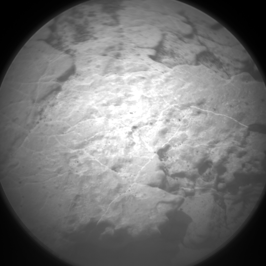 Nasa's Mars rover Curiosity acquired this image using its Chemistry & Camera (ChemCam) on Sol 2877, at drive 2176, site number 82