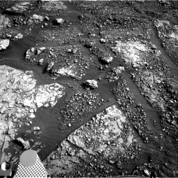 Nasa's Mars rover Curiosity acquired this image using its Right Navigation Camera on Sol 2881, at drive 2176, site number 82