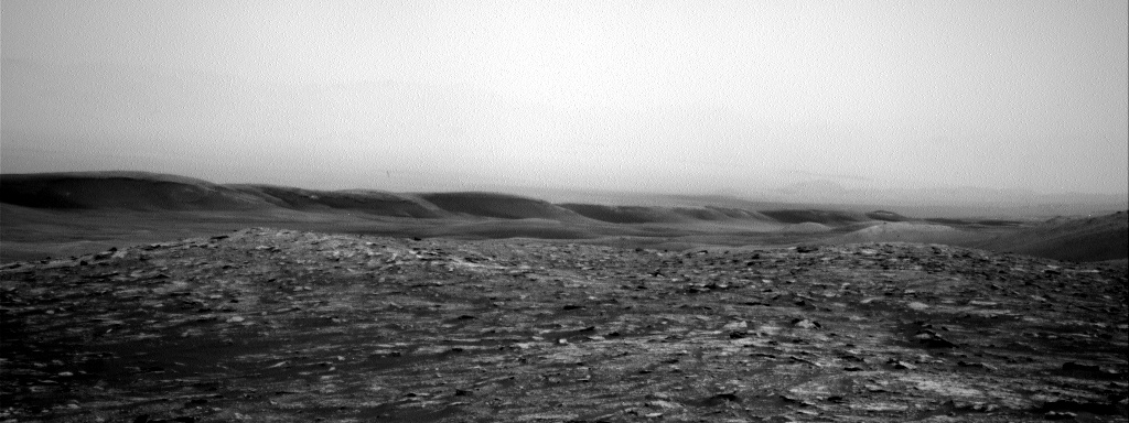 Nasa's Mars rover Curiosity acquired this image using its Right Navigation Camera on Sol 2883, at drive 2176, site number 82