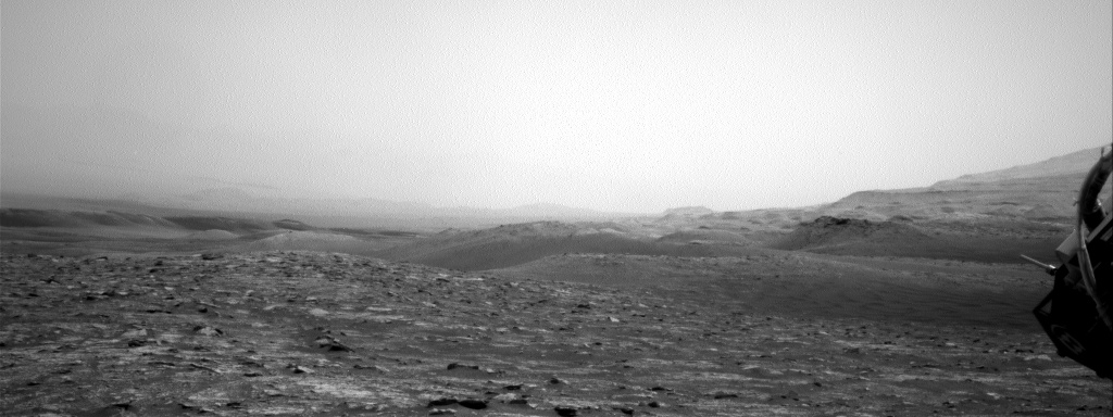 Nasa's Mars rover Curiosity acquired this image using its Right Navigation Camera on Sol 2886, at drive 2176, site number 82