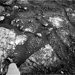 Nasa's Mars rover Curiosity acquired this image using its Right Navigation Camera on Sol 2887, at drive 2176, site number 82