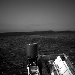 Nasa's Mars rover Curiosity acquired this image using its Left Navigation Camera on Sol 2890, at drive 2176, site number 82