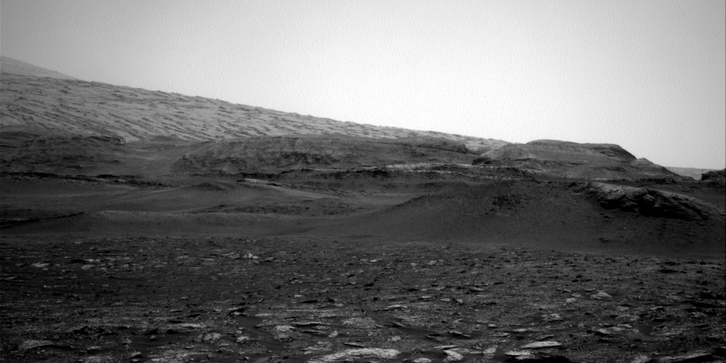 Nasa's Mars rover Curiosity acquired this image using its Right Navigation Camera on Sol 2891, at drive 2176, site number 82