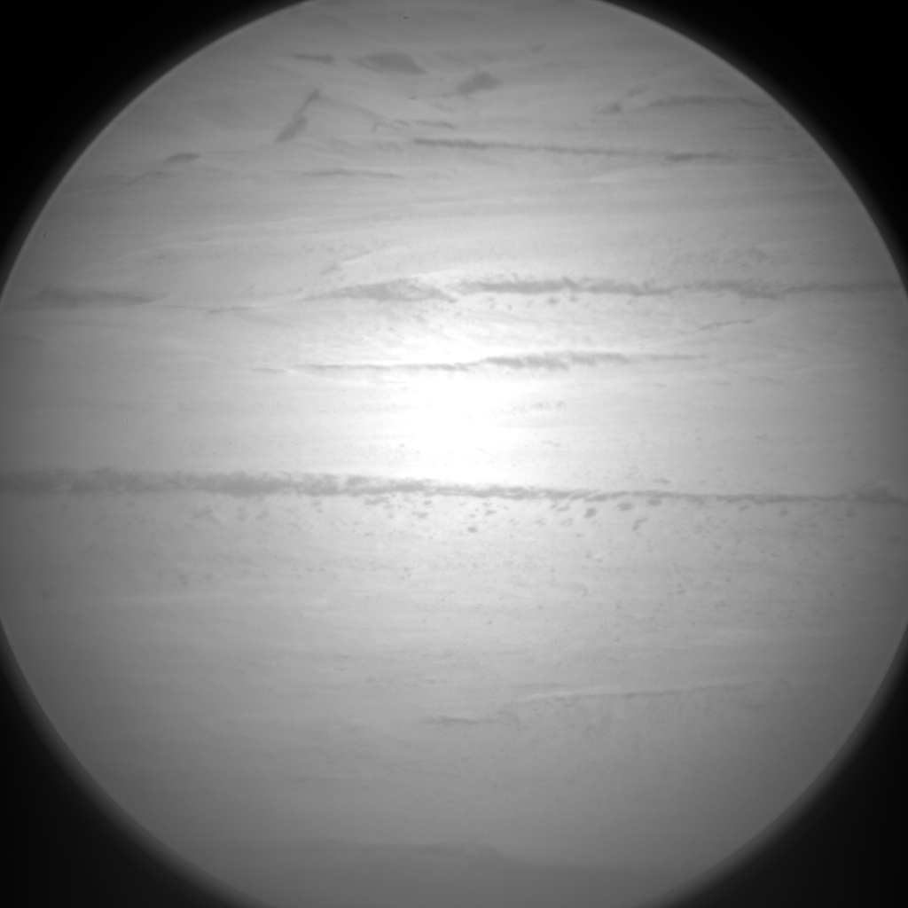 Nasa's Mars rover Curiosity acquired this image using its Chemistry & Camera (ChemCam) on Sol 2893, at drive 2176, site number 82