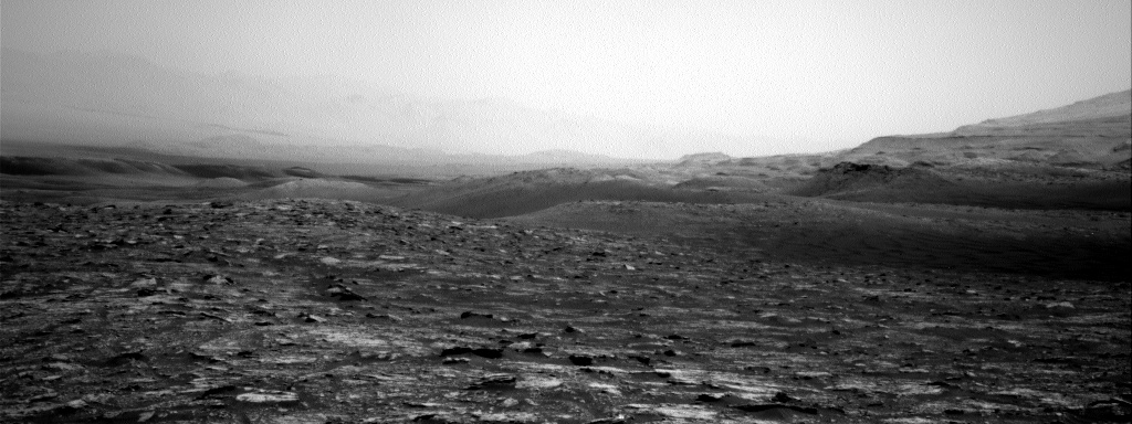 Nasa's Mars rover Curiosity acquired this image using its Right Navigation Camera on Sol 2893, at drive 2176, site number 82