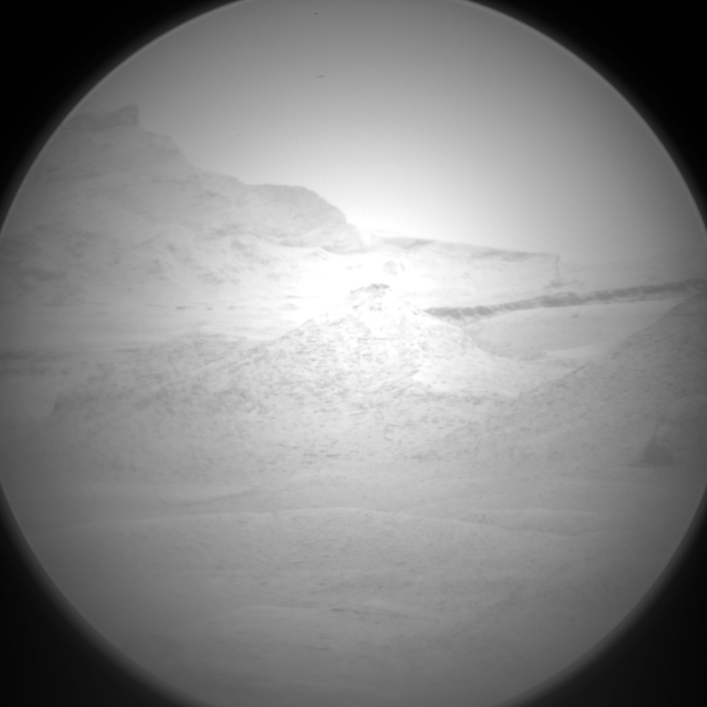 Nasa's Mars rover Curiosity acquired this image using its Chemistry & Camera (ChemCam) on Sol 2894, at drive 2176, site number 82